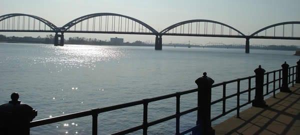 Mississippi River   Quad Cities