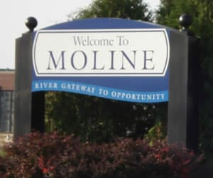 What time is it in moline il