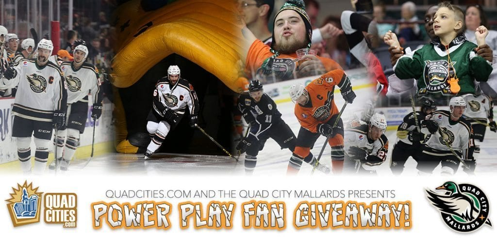 Enter the Power Play Fan Giveaway!