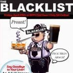 Blacklist is on the move for the summer!