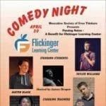 Big laughs for a great cause ring out in Muscatine Saturday