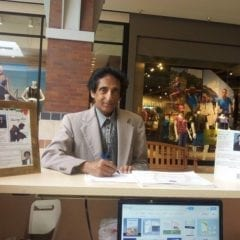 Quad-Cities Author Raza Moe Debuts Romantic Novel 'Sharing Love'