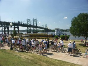 ride the river 2016