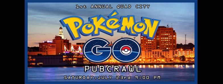 pokemon go pub crawl