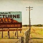Take a trip to 'Nocturne Falls' for oddball fun