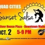 Put Some Salsa and Oktoberfest Into Your Weekend In Moline Centre