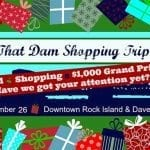 Dam Shopping Trip Features QC Small Businesses Saturday