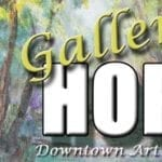 Hop into Holidays at Gallery Hop in Downtown Rock Island!