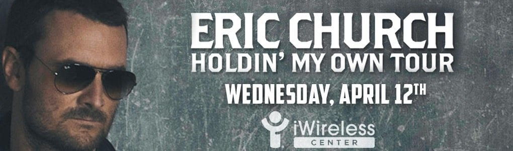 iWireless – Eric Church (Home Page)