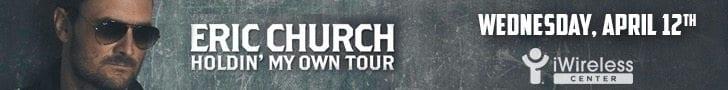 iWireless – Erich Church (Header)