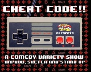 Cheat Code Variety Show Debuts This Weekend