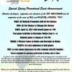 Get Fired Up For Hockey For A Good Cause