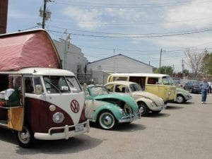 Berlin And More Is Calling At The German American Heritage Center - American heritage car show