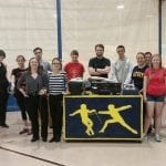 Augustana Fencing More Than Duel-ly Entertaining