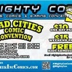 POW! BANG! It's Time For Comic Con!