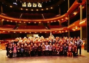 PV Among 10 Schools Performing at International Thespian Festival