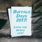 Buffalo Days Stampeding In