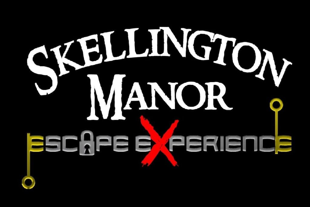 escape into one of skellington manors escape rooms