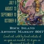 The Key To Great Bargains? Skeleton Key Artists Market!