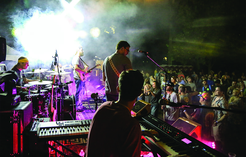 Dawn and On Fest Returns to Rock The River
