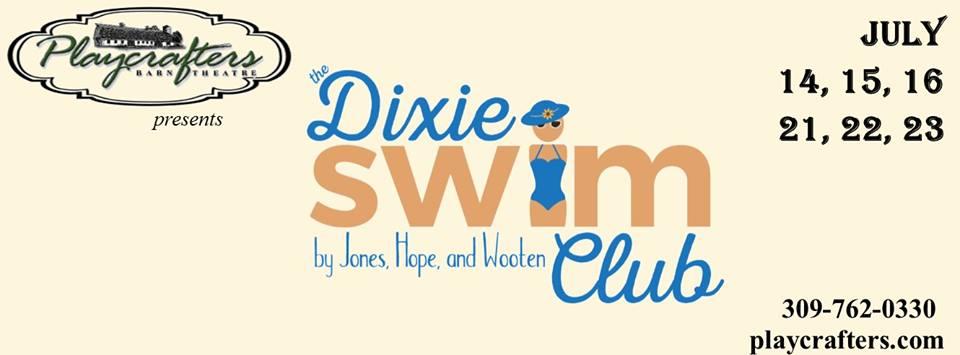 Take A Dip With 'Dixie Swim Club'