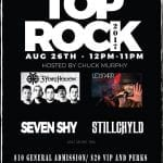Top Rock Rocking College Hill This Weekend