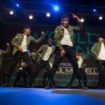 World Of Dance Spinning Into Adler Theater
