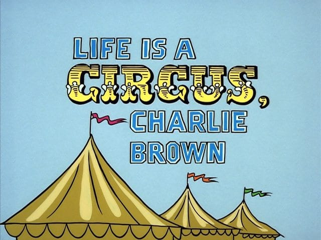 newest 38f0b 0bd2e Episode 16: Life is a Circus, Charlie Brown | Quad Cities