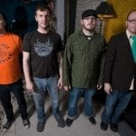 Smoking Popes Blessing Daytrotter Stage