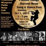 Celebrate The Harvest Moon With Music, Food And Fun