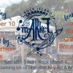 Rock With The RI Artists Market Sunday