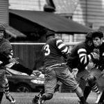 Q-C Vintage Football Kicks Off At Hauberg