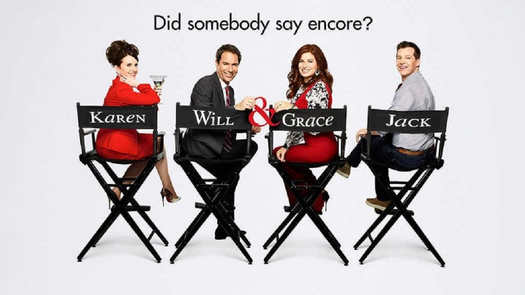 It's As If 'Will And Grace' Never Left