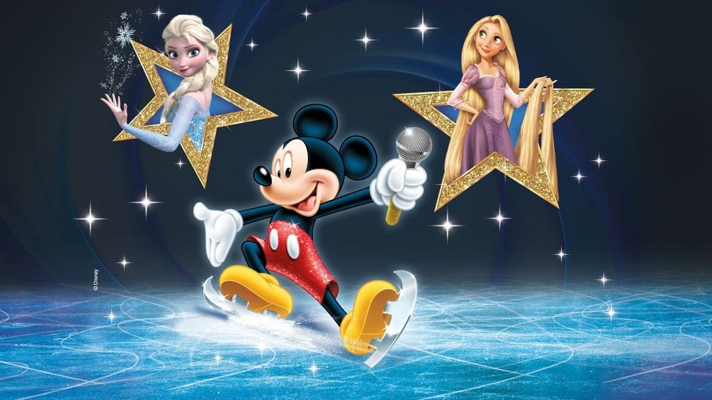 Disney On Ice Reaches For Stars At TaxSlayer