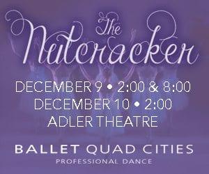 Ballet Quad Cities – Nutcracker