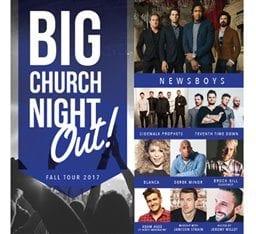Big Church Night Out Offers Huge Christian Music Fun