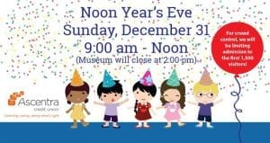 Noon Years Eve A Fun Celebration For Families