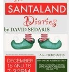 Prairie Players Civic Theatre offer a different holiday treat this season!
