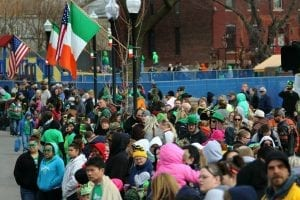 Get Your Irish Up For The St. Patrick's Day Parade!