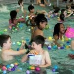 Hey, Mermaids, Check Out The Underwater Egg Hunt