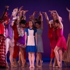 Doors To 'Wonderland' Opened Up By Ballet Q-C