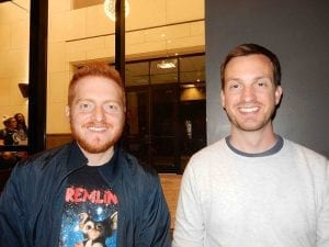 Q-Cs Beck and Woods Conquer The SXSW World