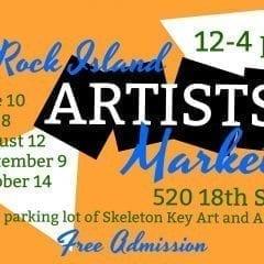 Deadline For Artists Market Coming Up!