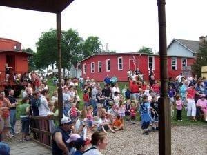 Pioneer Village Heritage Days Return