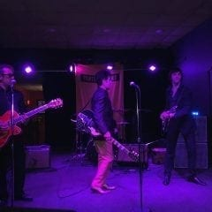 Quad Cities Scene With Tav Falco And Panther Burns At RIBCO