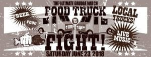 Round 2: Food Truck Fight Back with a Vengeance!