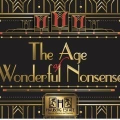 Spend An Evening in the Age of Wonderful Nonsense