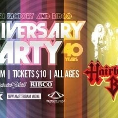Hairbangers Ball and Corporate Rock Heading to The District!