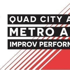 Metro Arts Improv Group Performing at Moline Public Library