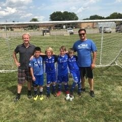 QC Rush Rushes To Gold In Freeport Tournament